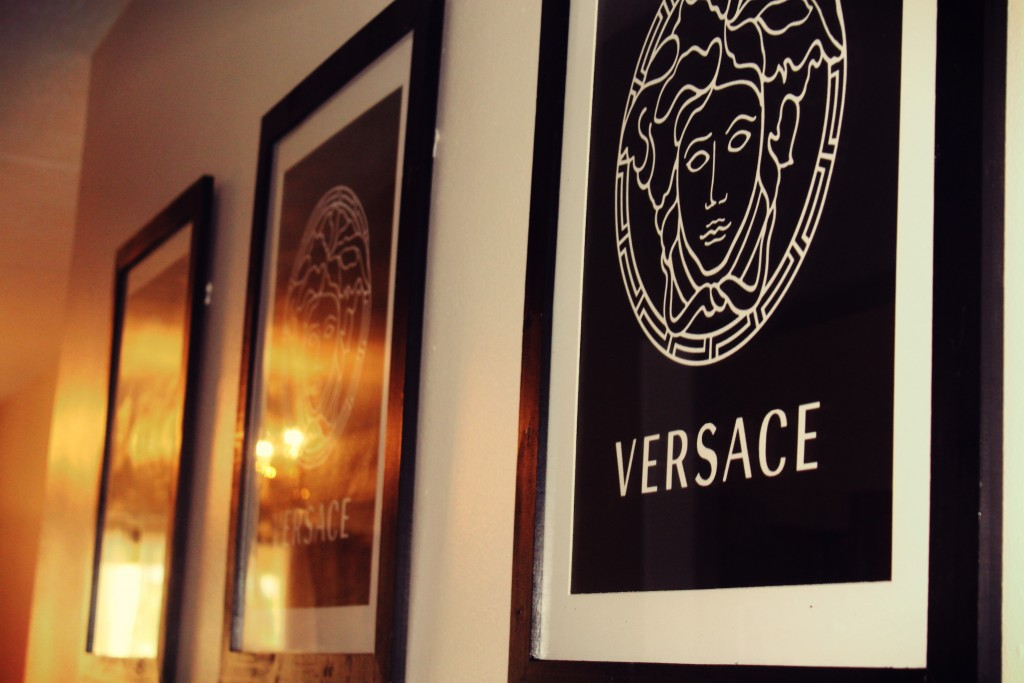 Copy of versace home